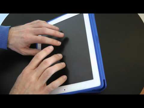 Speck PixelSkin HD Wrap Review for iPad 2
