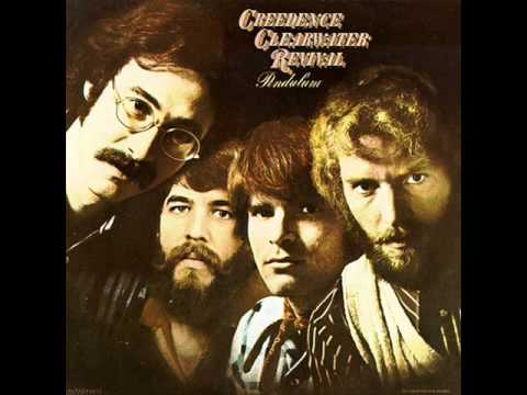 Creedence Clearwater Revival - Wish I Could Hide Away