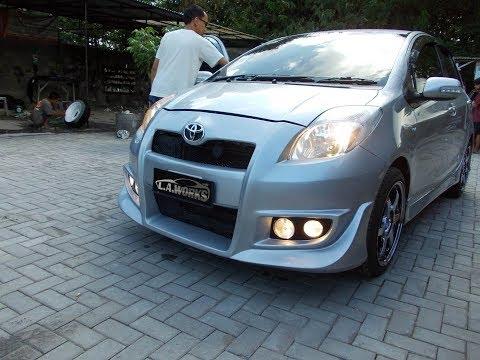 Toyota Yaris Bodykit
