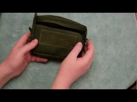 Maxpedition 5x7 General Purpose Horizontal EDC Pouch