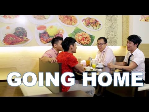 Going Home - Chinese New Year 2015 Short Film