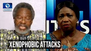 Prof Oyebode Analyses Govt's Stance As Abike Reports Evacuation Process Of 640 Nigerians