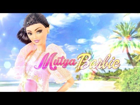 Doll Review: Mutya Barbie