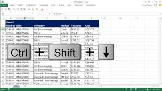 Excel Magic Trick 1112: Clean Transactional Data, Then Create PivotTable Monthly Cost Report