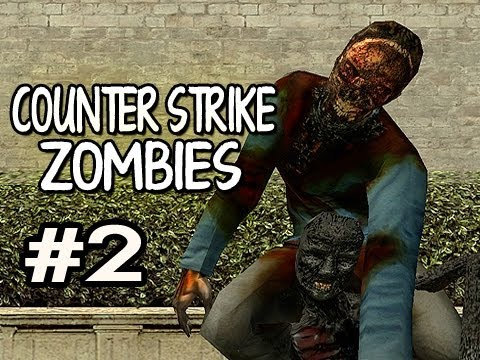 Zombie Escape / Zombies (Counter-Strike GO Mod) w/Nova & Sp00n Ep.2: I SCREAM A GIRLY SCREAM
