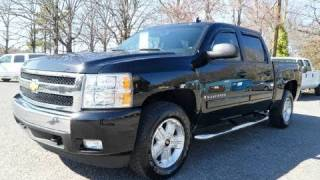 Short Takes: 2008 Chevrolet Silverado LT Crew Cab (Start Up, Engine, Full Tour)