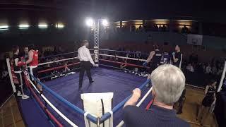Ultra White Collar Boxing   Milton Keynes Ring 1   Adam Sharp VS Krzysztof Zasadzien