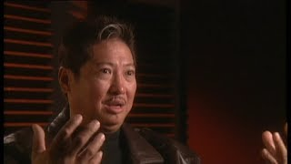 The Iron Fisted Monk (1977) Sammo Hung Interview 三德和尚與舂米六: 洪金寶訪問