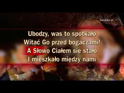 Kolęda - Bóg Się Rodzi (karaoke)