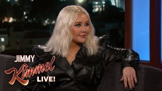 Christina Aguilera on Cardi B & Nicki Minaj Fight