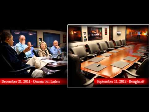 Did Valerie Jarrett Issue the Order to Stand Down in Benghazi? (Rush Limbaugh on new info, 8/6/13)
