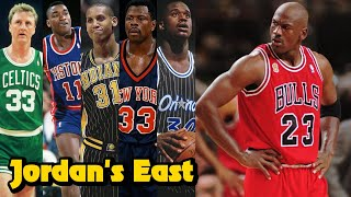 How Good Was The East During Michael Jordan