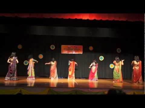Punjabi Mela Raadha's Group Dance 2013 video
