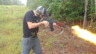 How to bumpfire without bumpfire stock