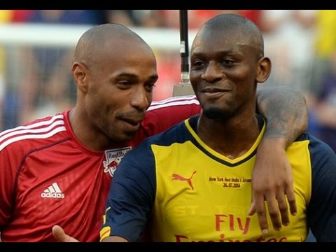 Abou Diaby vs New York Red Bulls (A) - Friendly 26.7.2014. by AHDC - [720p HD]