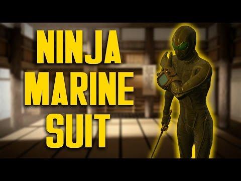 Fallout 4 - Marine Wetsuit & Tactical Helmet - Unique Far Harbor Armor Guide