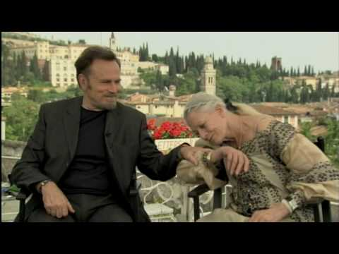 Vanessa Redgrave and Franco Nero talk about 'Letters to Juliet' Video