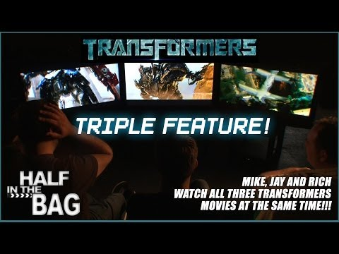 Half in the Bag: The Transformers Series