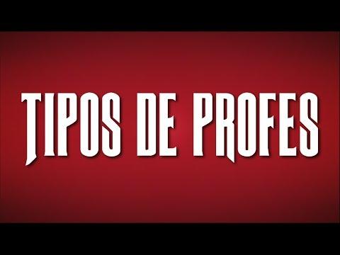 TIPOS DE PROFES - El Conejo Carlos