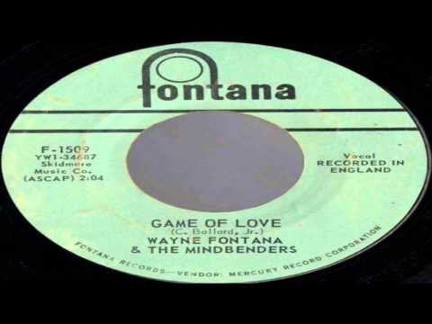 Wayne Fontana - The Game Of Love
