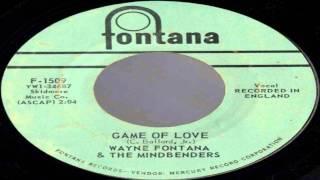 Watch Mindbenders Game Of Love video