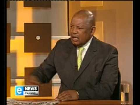 Terror Lekota on the Justice Interview