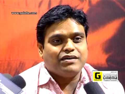Harris Jayaraj at Simply Sofas Launch