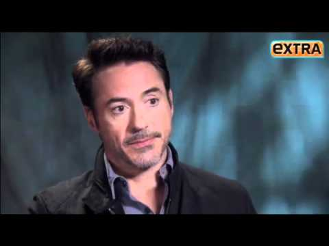 Robert Downey Jr AWESOME interview