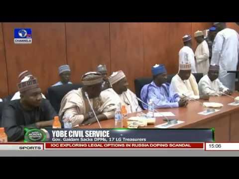 News Across Nigeria: FG Approves Road Map For Agric Development