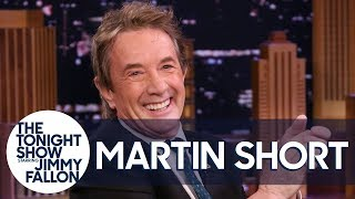 Martin Short Gives His Hot Take on Oscar Nominations and Snubs