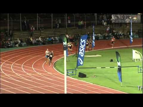 2011 IAAF Melbourne Track Classic - Men&#039;s 1500m