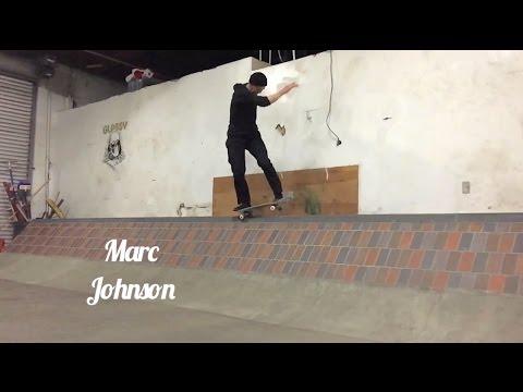Marc Johnson | Andalé Bearings