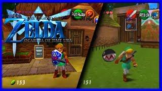 Ura Zelda 64DD   Gaming History ft. YuriofWind