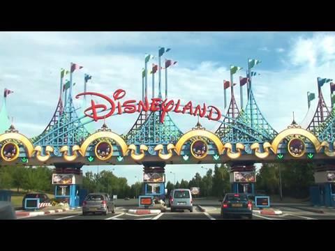 Car Parks Disneyland Paris