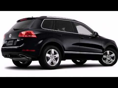 2012 Volkswagen Touareg Video