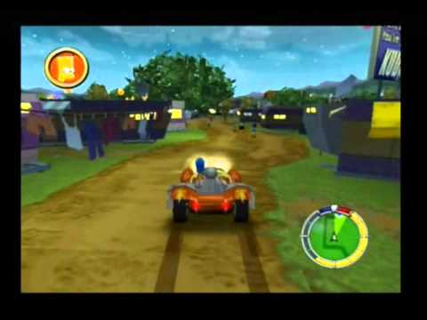 Simpsons Hit and Run Cars