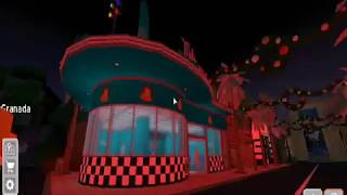 Universal Studios Roblox (Lights of Wonder show)