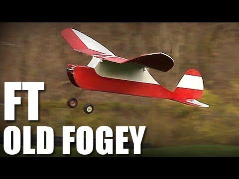 Flite Test - Old Fogey - REVIEW