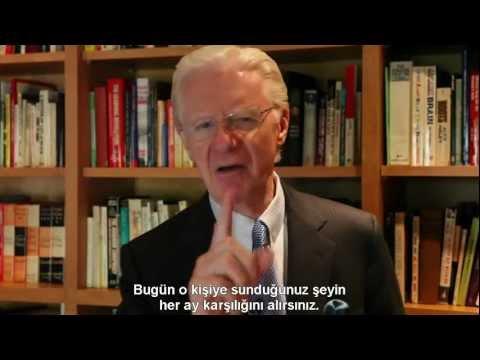 Bob Proctor Nikken ve Bo Tanas hakkında konuşuyor. İngilizce, Türkçe altyazılı.