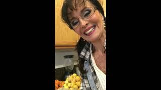 BON APPETIT again   2 vegtables 2 fruits