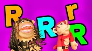 """La Letra """"R"""" - Capitulo especial de El Mono Sílabo - Educación para Niños #"""
