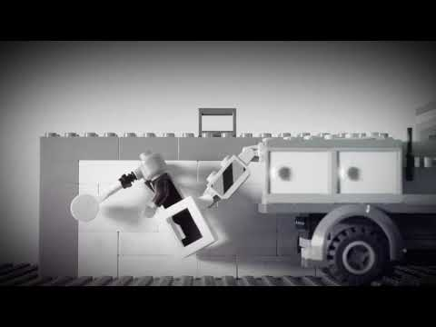Cloud of Goods - Lego stop motion prom!