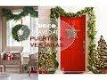 Navidad 2017🎄 IDEAS PARA DECORAR PUERTA Y VENTANA EN NAVIDAD 🎄 Adornos Navidad 2017 |AVanguardia
