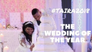WEDDING of the Year in Munich #TaiRa2018 | TRADITIONAL TOGO WEDDING | it'sMira