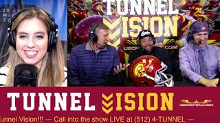 Tunnel Vision - Special guest USC director of player development Gavin Morris