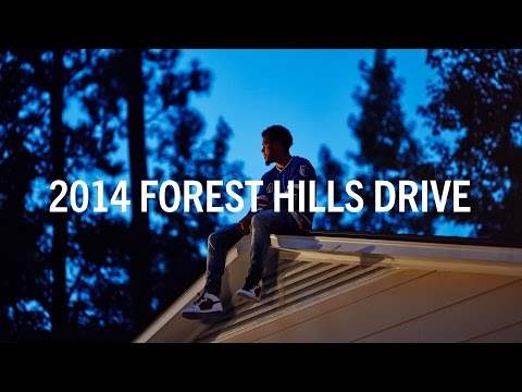 2014 Forest Hills Drive // J. Cole