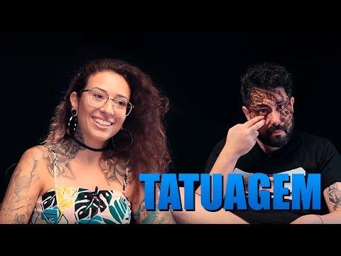 TATUAGEM - DÚVIDAS DUVIDOSAS Vídeos de zueiras e brincadeiras: zuera, video clips, brincadeiras, pegadinhas, lançamentos, vídeos, sustos