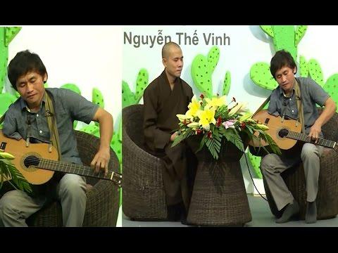 Thầy giáo Nguyễn Thế Vinh Khuyết tật chơi đàn một tay cực đỉnh trong tọa đàm XƯƠNG RỒNG TRÊN CÁT.