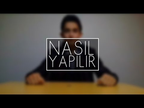 Masadan Para Geçirme En Pratik İlizyon Numaraları NASIL YAPILIR.1 [Türkçe] Basit