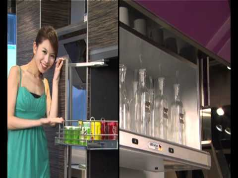 Quality Kitchen Cabinetry Series TVC 2010 - Calinda Chan